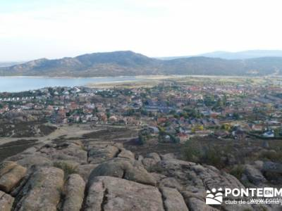 Manzanares El Real y Embalse de Santillana - rutas senderismo en madrid; fiesta almudena